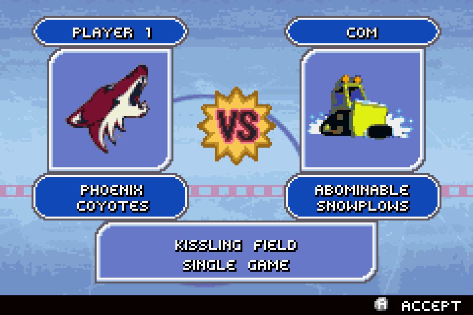 Backyard hockey download game | gamefabrique.