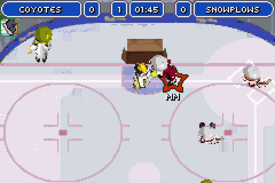 Old games friday: backyard hockey 2002 youtube.