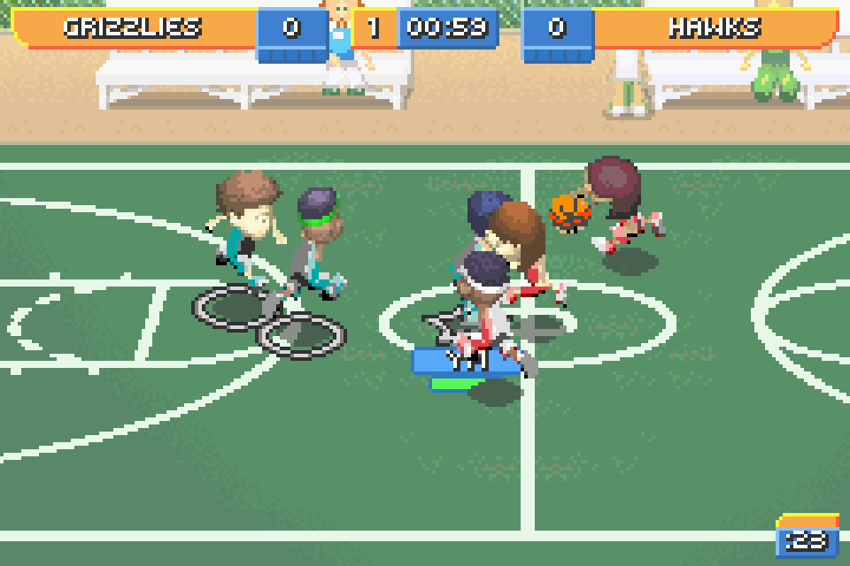 Backyard Sports: Basketball 2007 Download Game | GameFabrique