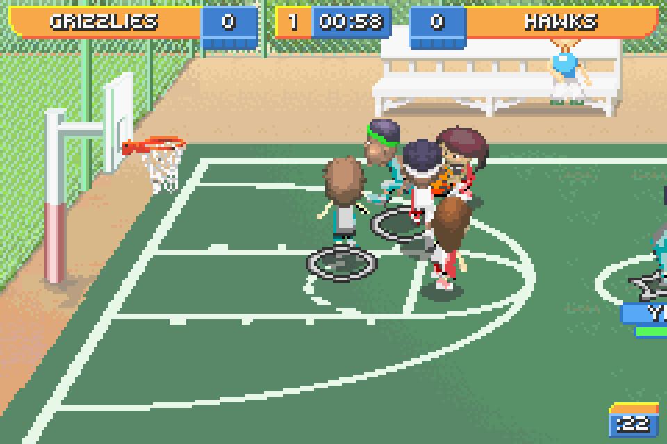 Backyard Sports: Basketball 2007 Screenshots | GameFabrique
