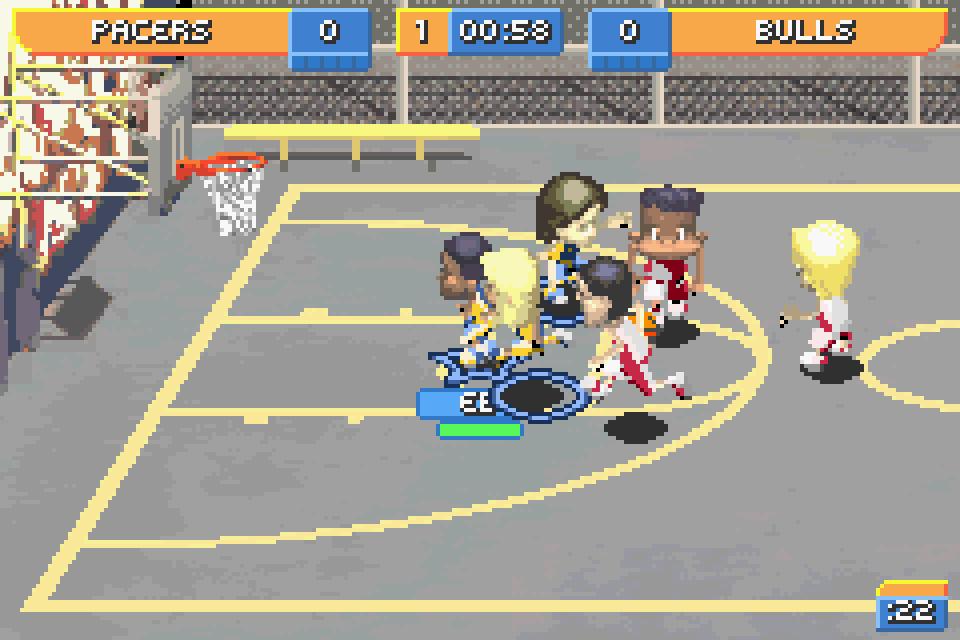 Backyard Sports: Basketball 2007 Download Game   GameFabrique