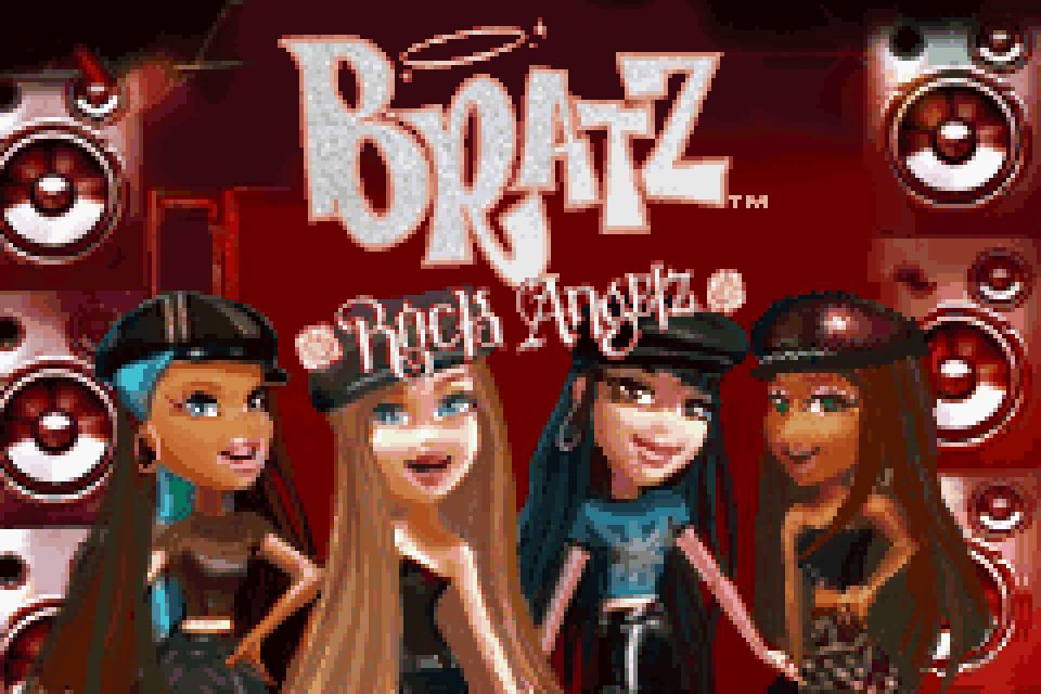 Bratz Rock Angelz Download Game Gamefabrique