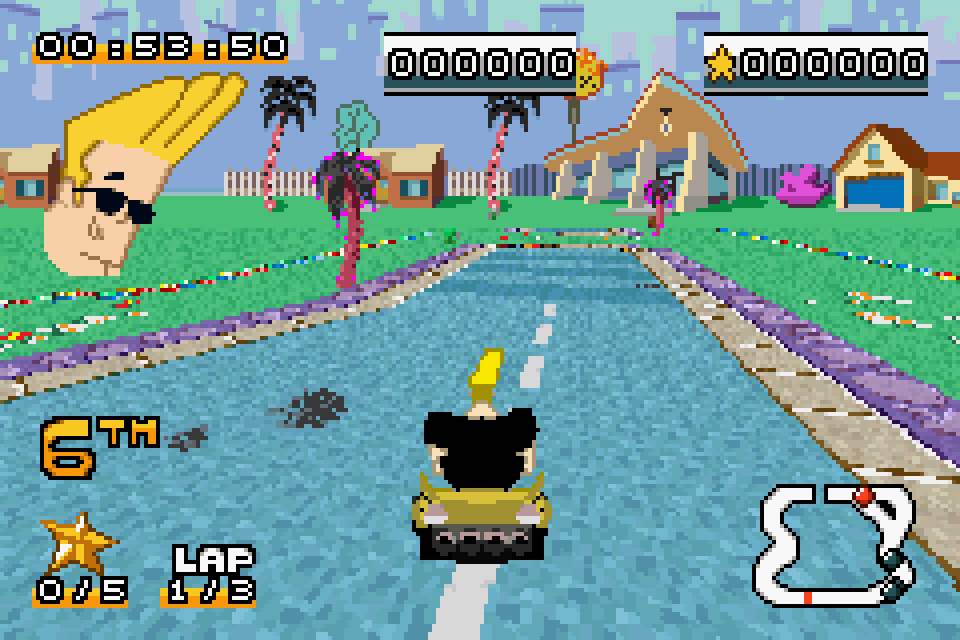 Cartoon Network Speedway Download Game | GameFabrique