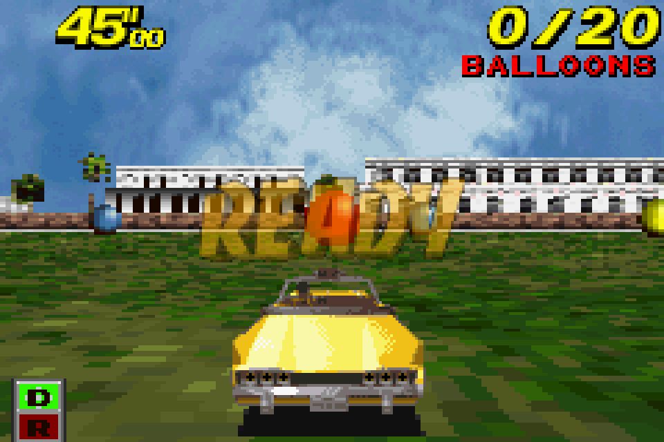 Taxi Ride Game