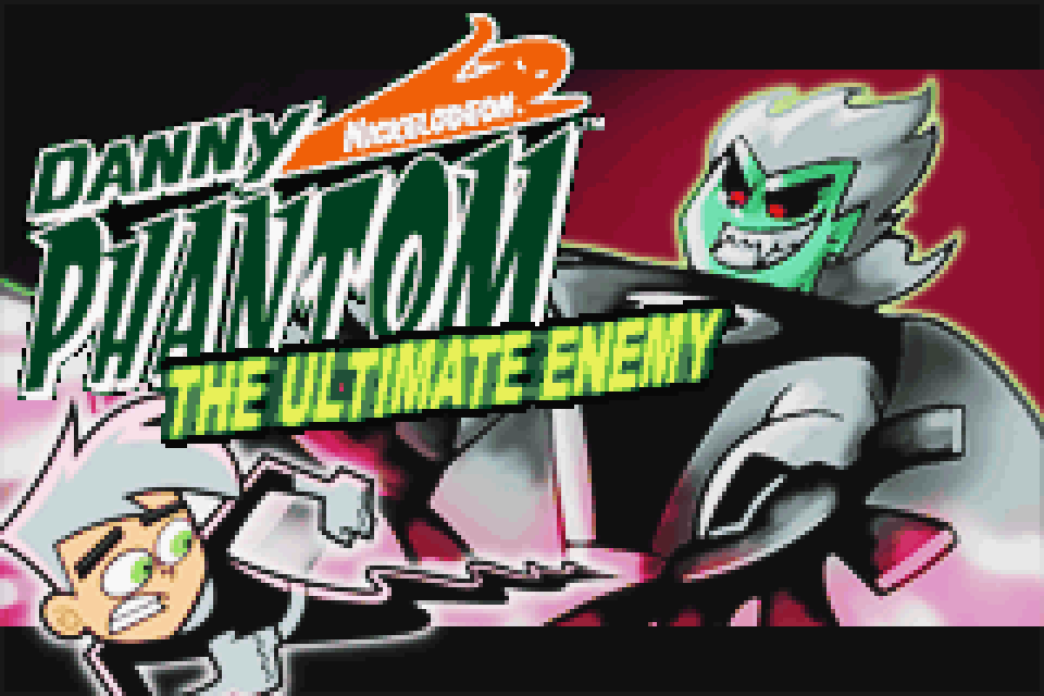 Danny Phantom The Ultimate Enemy Download Game Gamefabrique