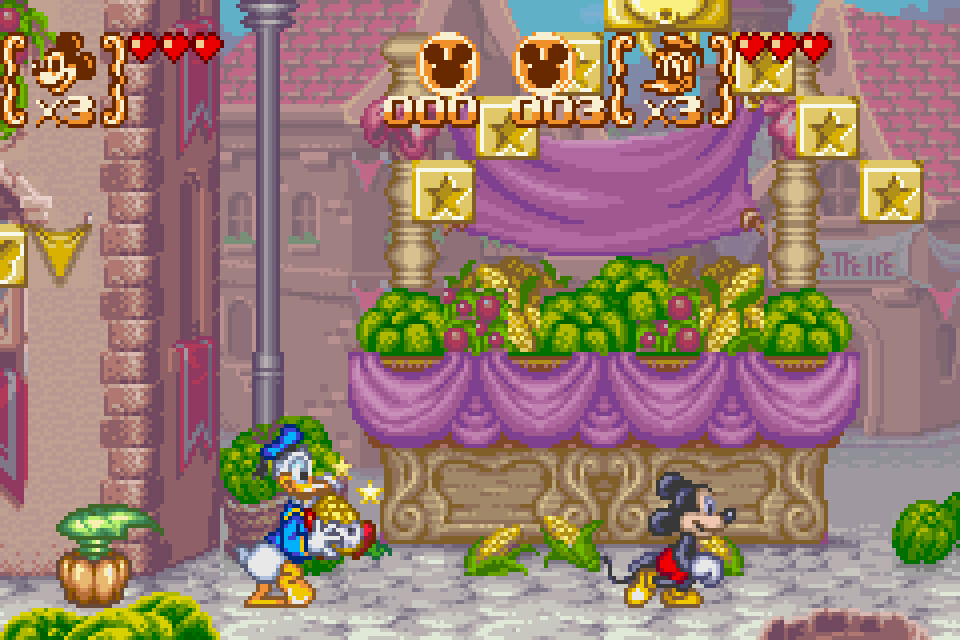 Mickey Magical Quest