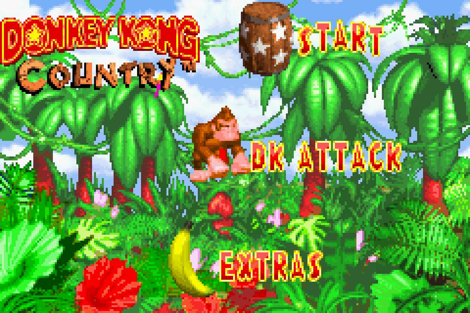 donkey kong country game télécharger