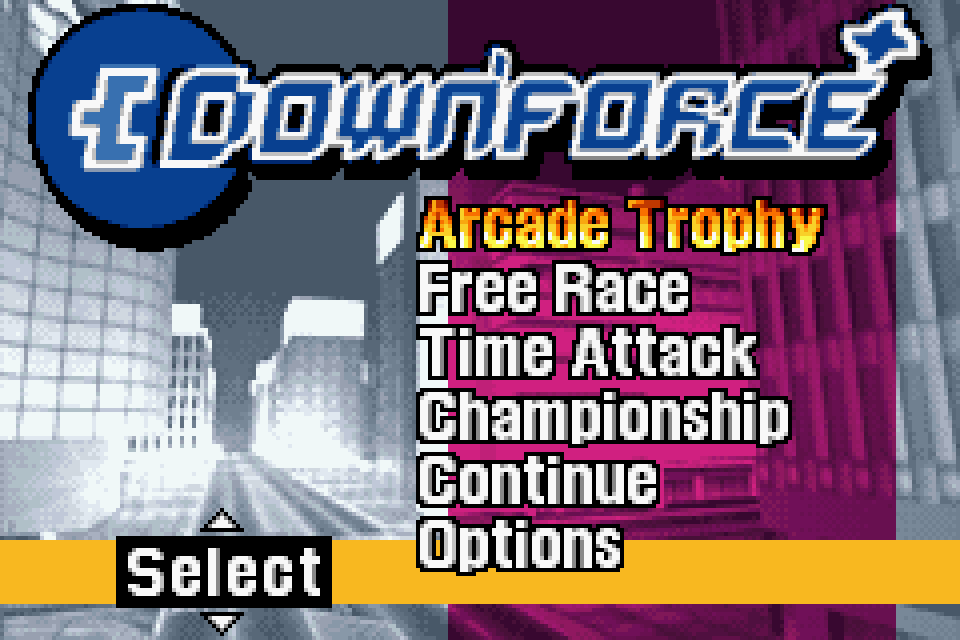 Downforce Download Game Gamefabrique