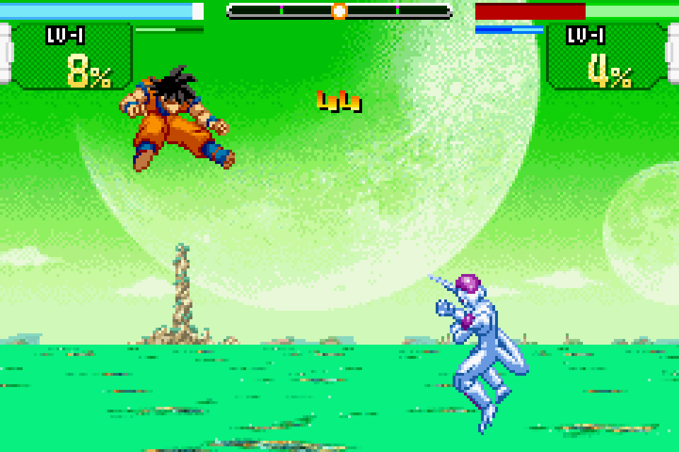 dragon ball supersonic