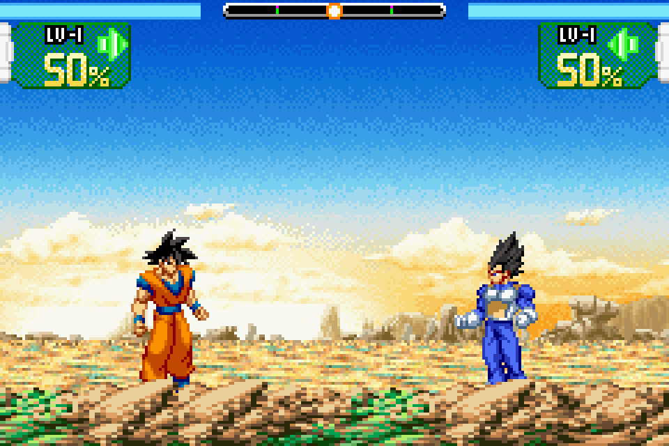 Download Game Dragon Ball Z Supersonic Warriors Tren Gba