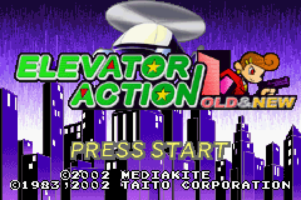 Elevator Action Old & New Download Game | GameFabrique