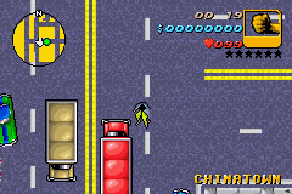 Grand Theft Auto Advance Download Game   GameFabrique