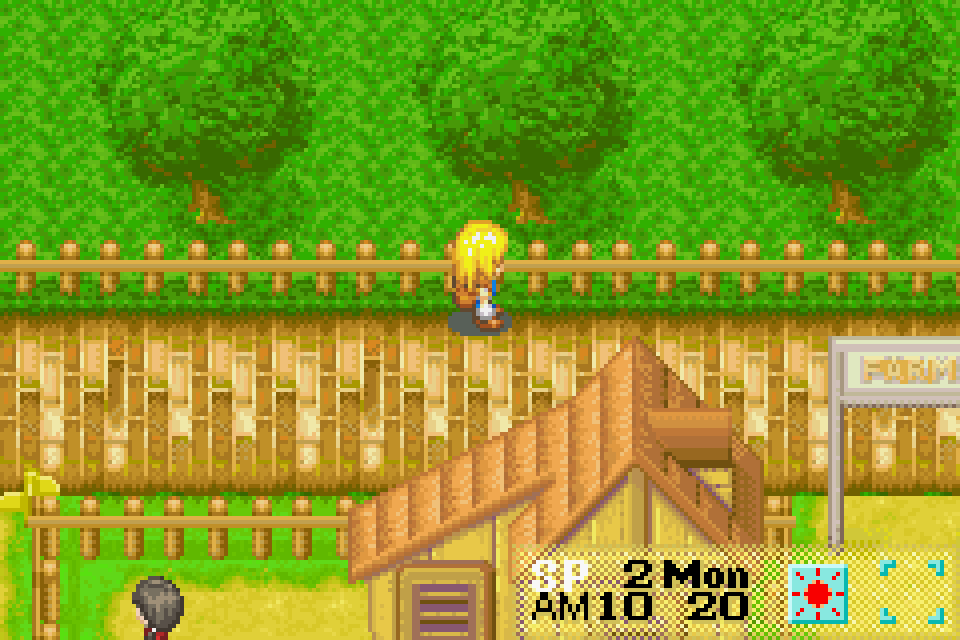 Harvest Moon More Friends Of Mineral Town Download Gamefabrique