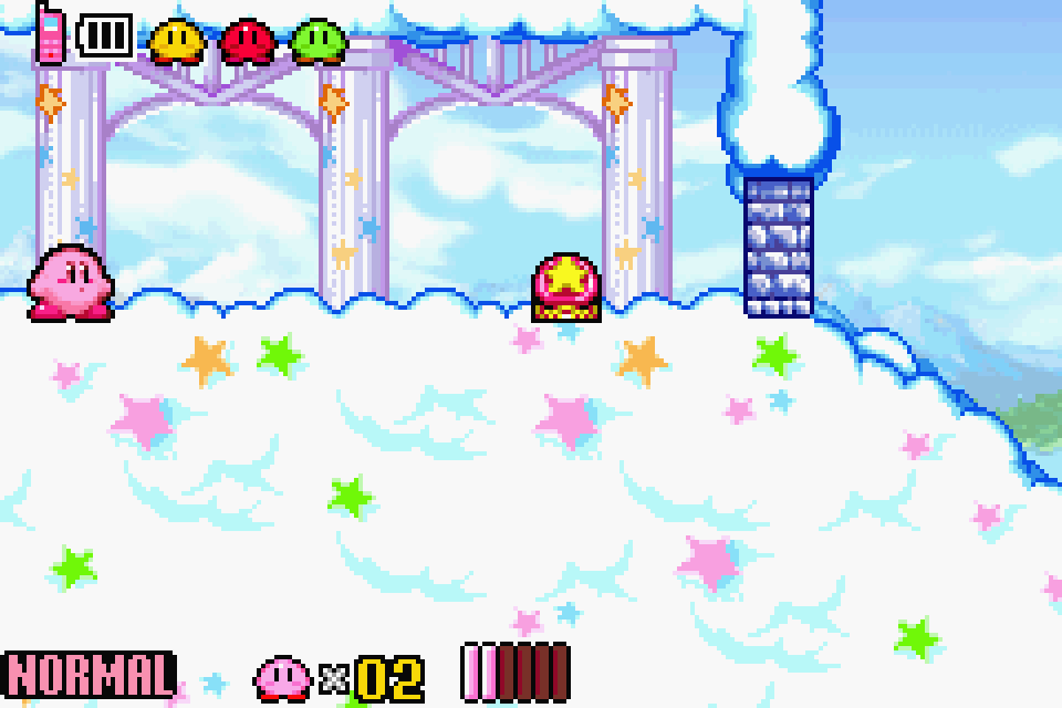 Kirby & the Amazing Mirror Download Game | GameFabrique on kirby dreamland map, kirby amazing mirror cheats vizzed, donkey kong country 2 map, kirby amazing mirror wiz, kirby and the magic mirror, kirby amazing mirror guide, breath of fire 2 map,