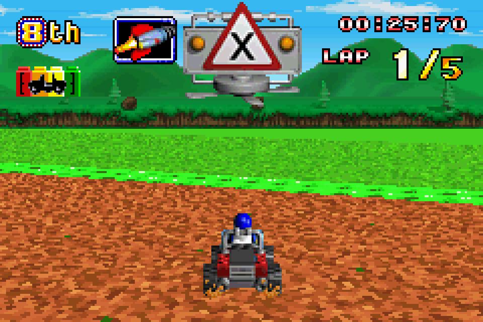 Lego Racers 2 Screenshots Gamefabrique
