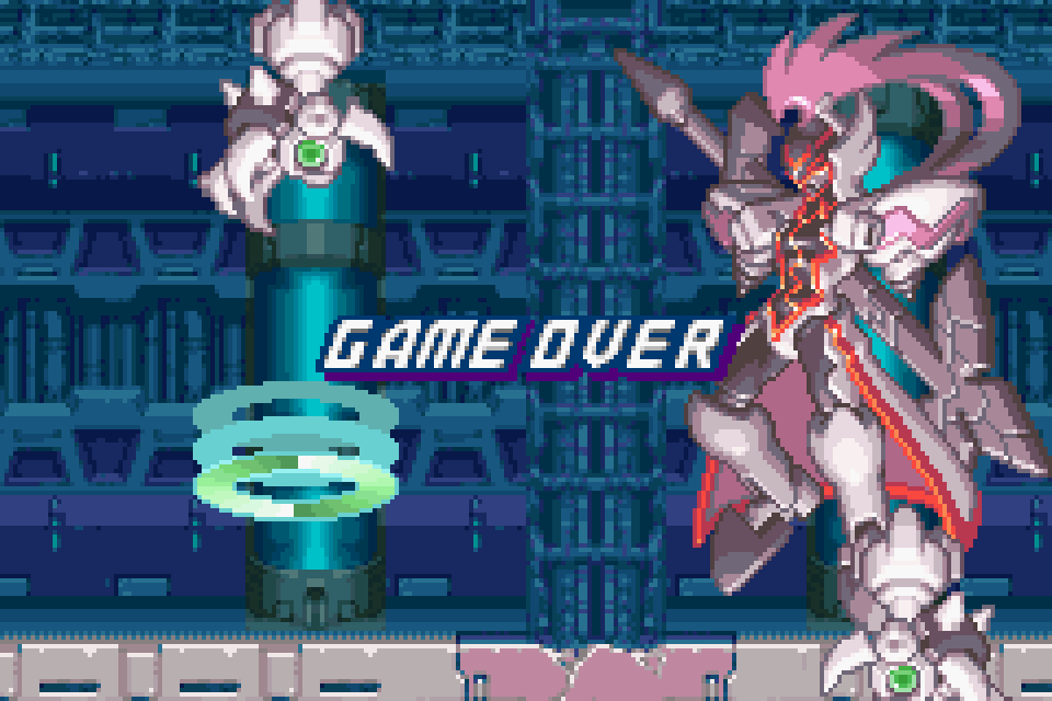 Images of Megaman Zero Cheats - #rock-cafe