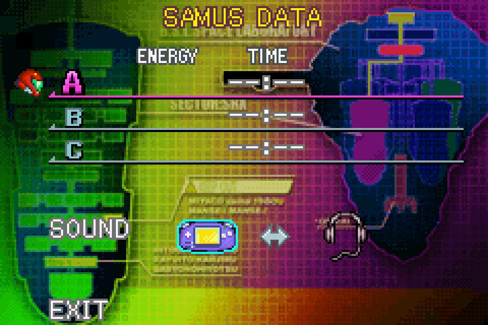 download metroid fusion pc