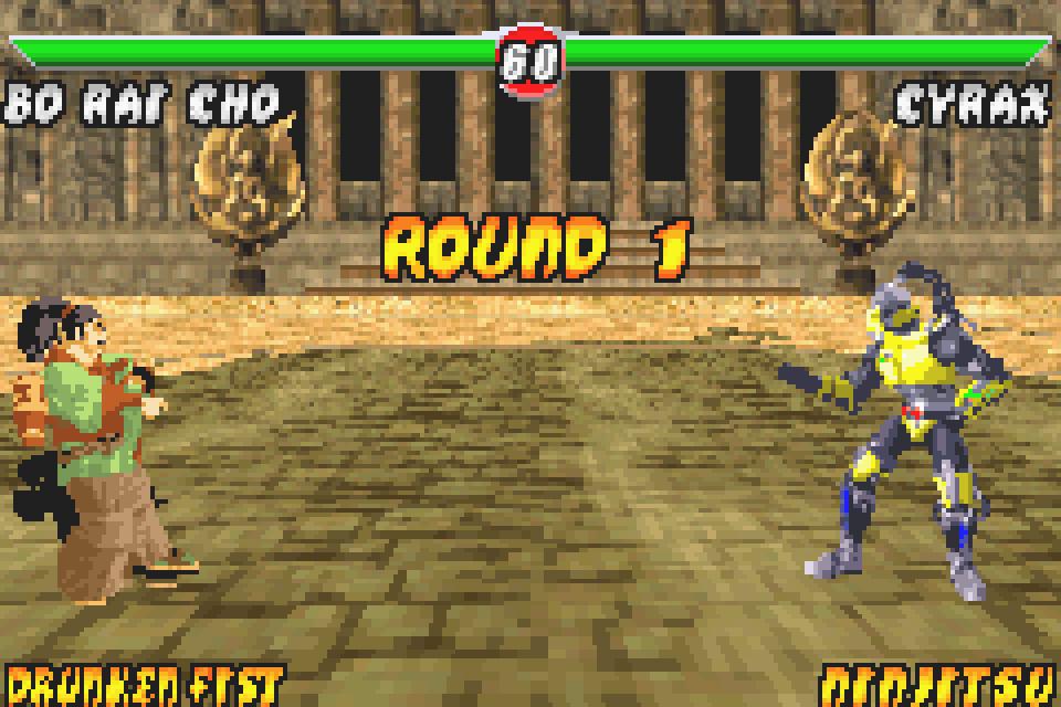 Mortal Kombat: Tournament Edition Download Game | GameFabrique