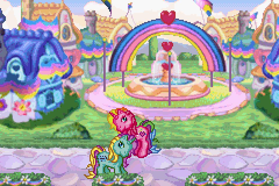My Little Pony Crystal Princess The Runaway Rainbow
