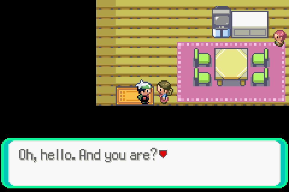 d60fa00bd31 ... Pokemon Emerald GBA Screenshot ...