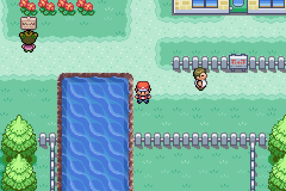 pokemon leaf green  game gamefabrique