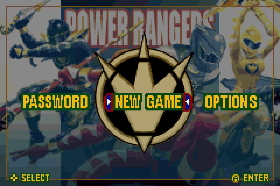 Power Rangers Dino Thunder Download Game Gamefabrique