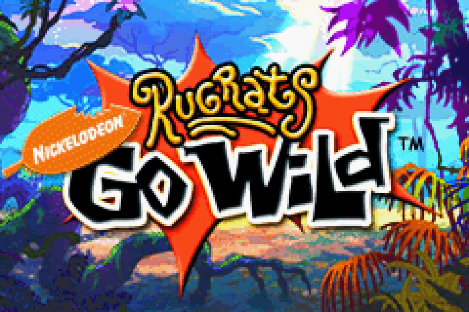 Rugrats Go Wild Download Game Gamefabrique