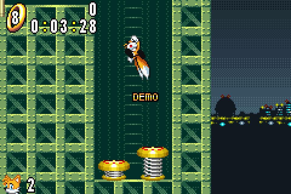 Sonic Advance Download Game | GameFabrique