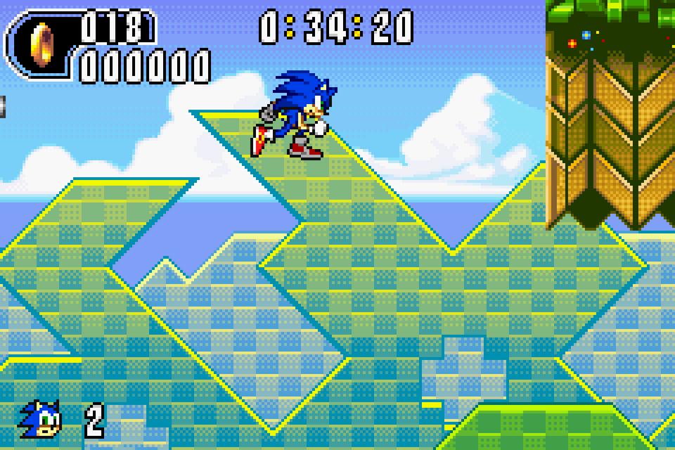 Sonic Advance 2 Download Game | GameFabrique