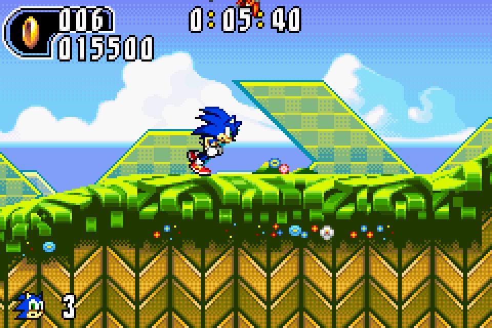 Sonic Advance 2 Download Game   GameFabrique