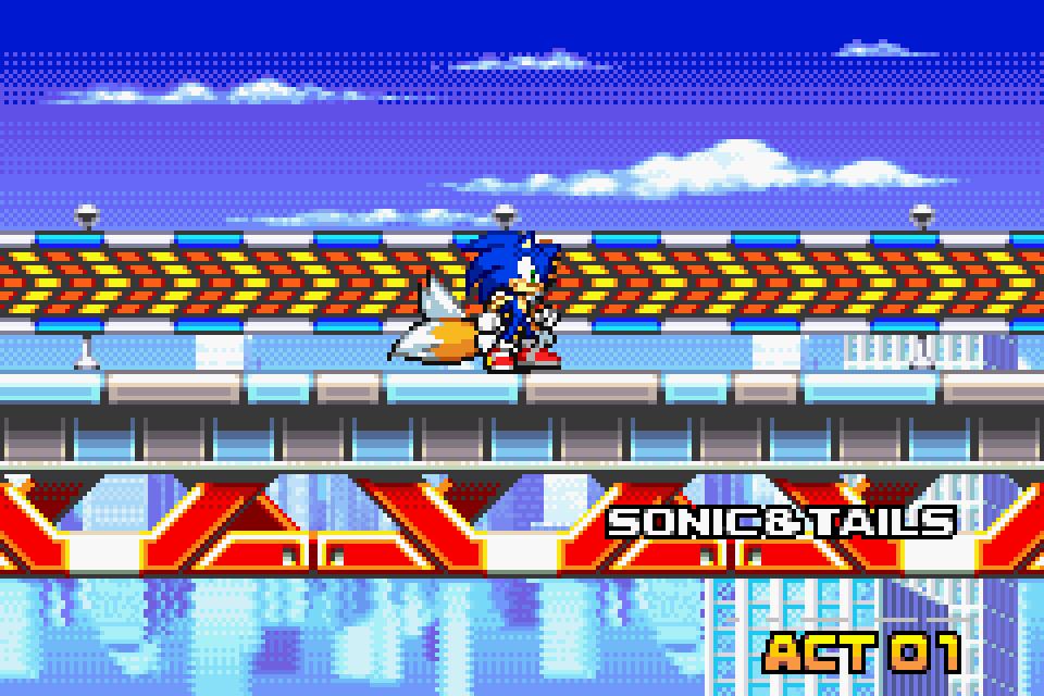 Sonic Advance 3 Download Game | GameFabrique