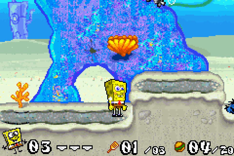 on spongebob squarepants battle for bikini