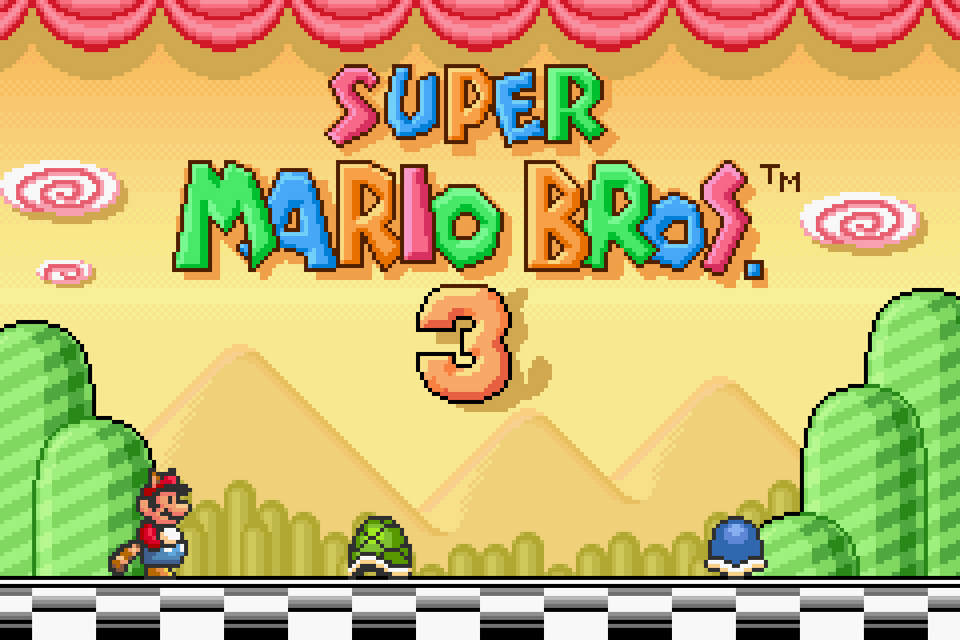 Super Mario Bros  3 Download Game | GameFabrique