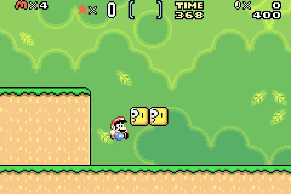 Super Mario Advance 2 Screenshots Gamefabrique