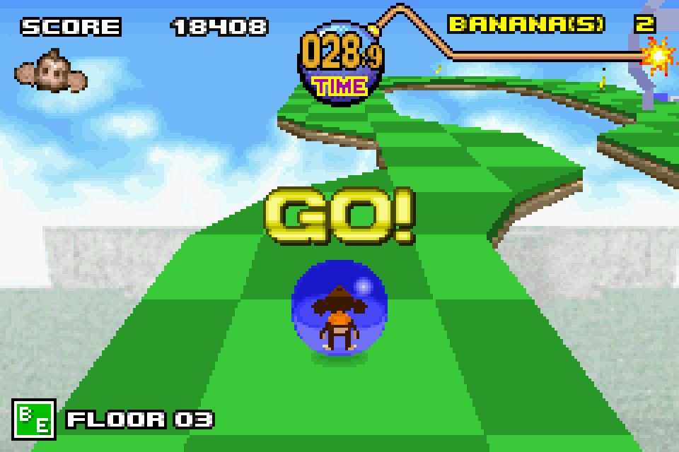 Super Monkey Ball Jr Screenshots Gamefabrique