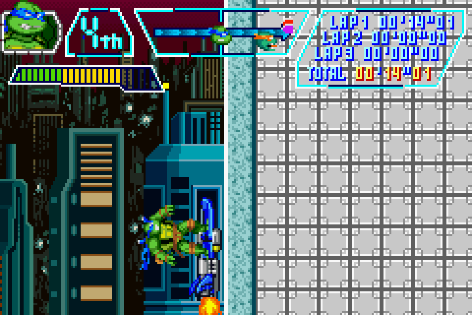 Teenage Mutant Ninja Turtles 2: Battle Nexus Download Game