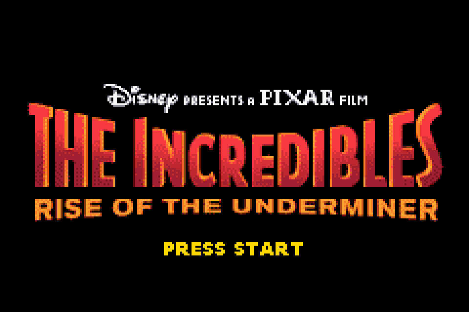 The Incredibles Rise Of The Underminer Screenshots Gamefabrique