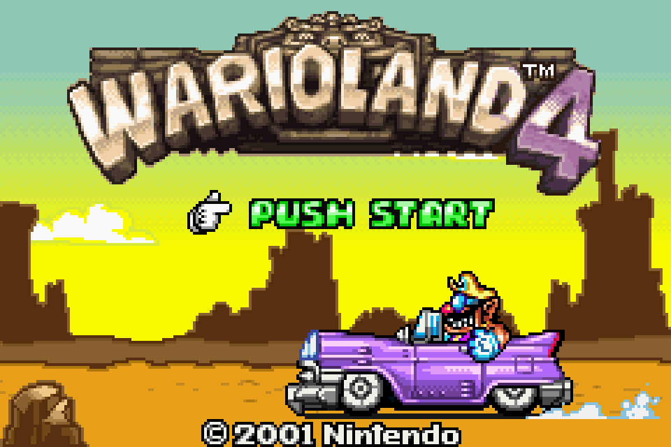 wario land 4 download gba