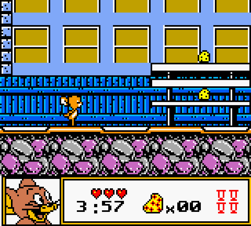 Download Tom & Jerry in Fists of Furry