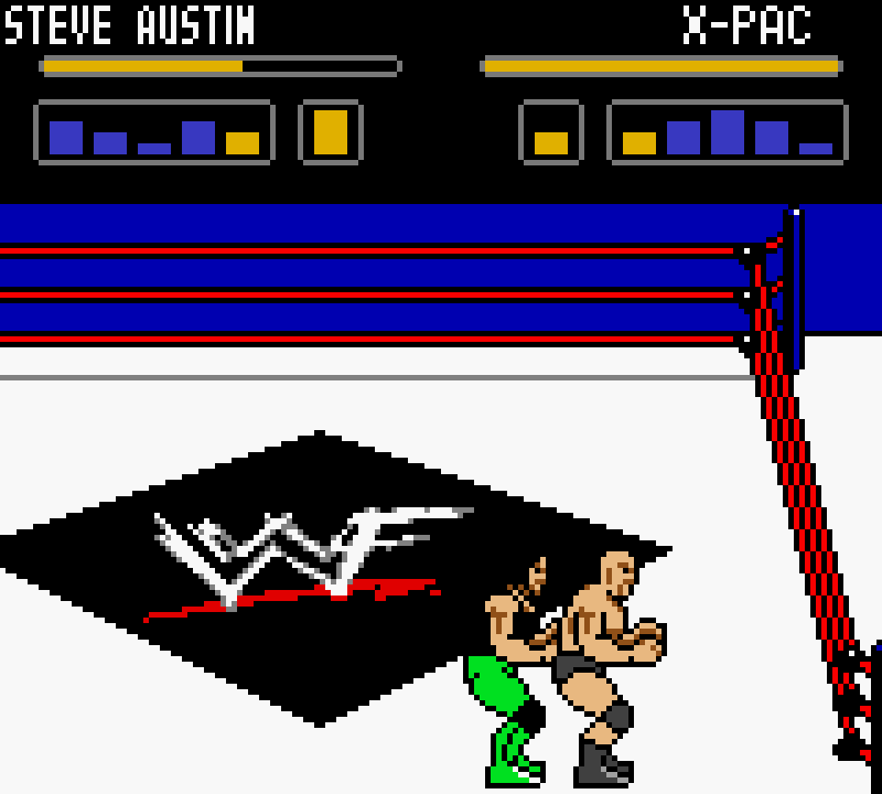 wwf wrestlemania 2000 gbc