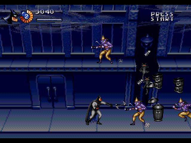 The Adventures Of Batman And Robin Screenshots Gamefabrique