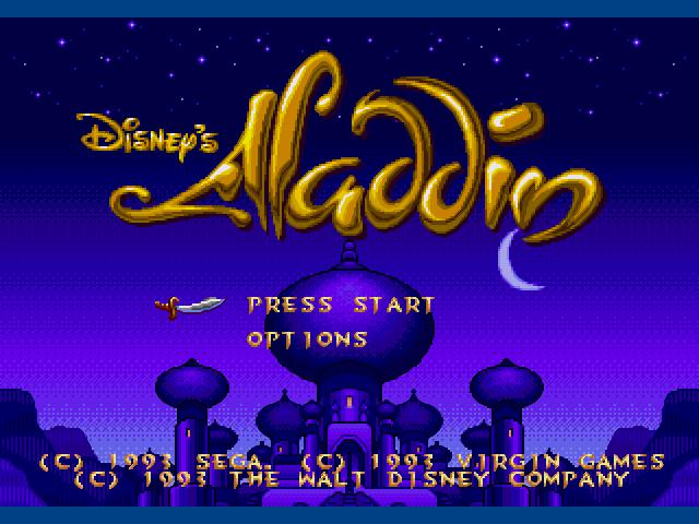 Aladdin, Clásico de las plataformas [Juego Antiguo]