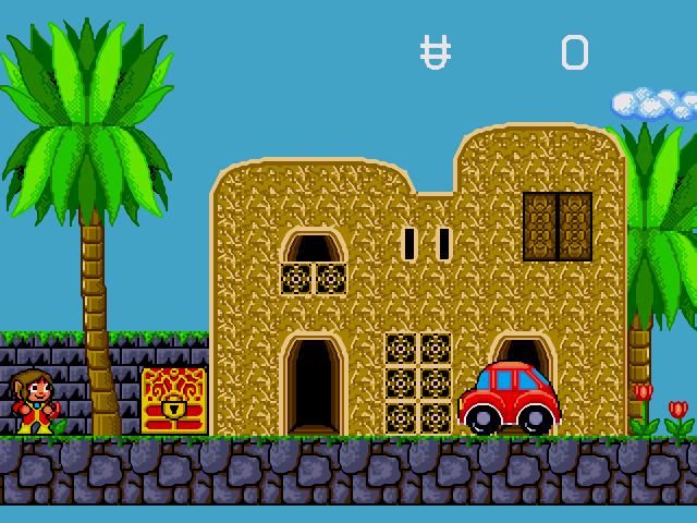 Alex Kidd in the Enchanted Castle for Genesis - GameFAQs