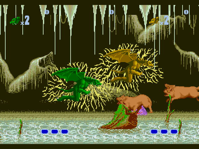 Altered Beast Download Game
