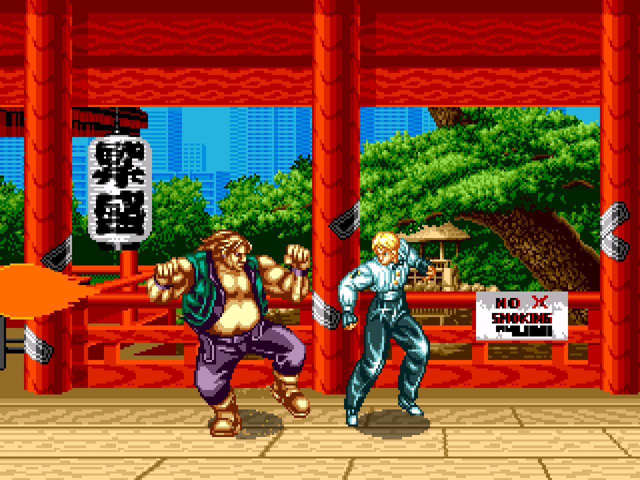 Art Of Fighting Download Game Gamefabrique
