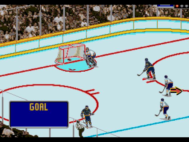 Brett Hull Hockey 95 Download Game Gamefabrique