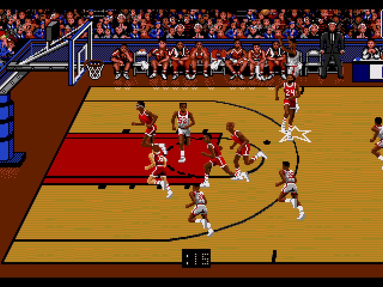 Bulls vs Blazers and the NBA Playoffs Screenshots ...