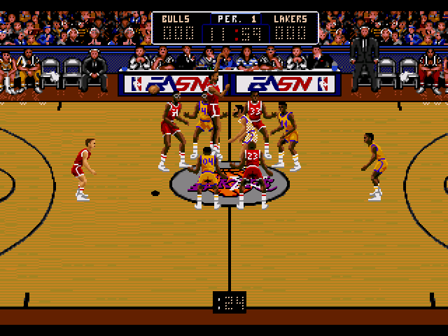 Bulls Vs Lakers Download Game GameFabrique