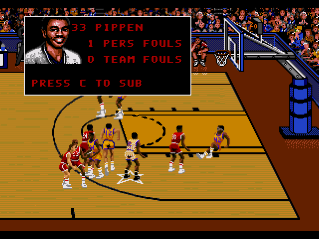 Bulls vs Lakers Download Game   GameFabrique