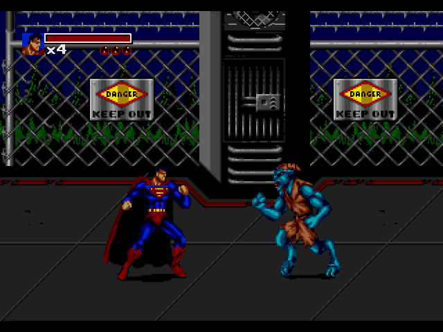Death and Return of Superman Download Game | GameFabrique